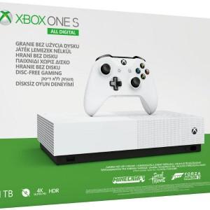 Xbox One X și Xbox One S All-Digital Edition inlocuite cu Lockhart