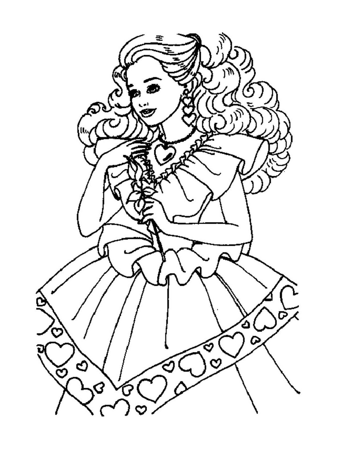 Ariel S Cat Coloring Pages