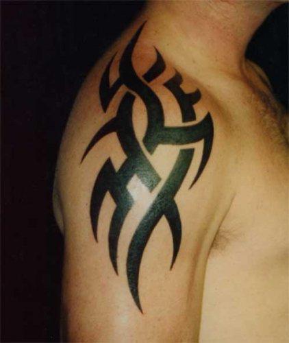 Tatuaje tribale model 1