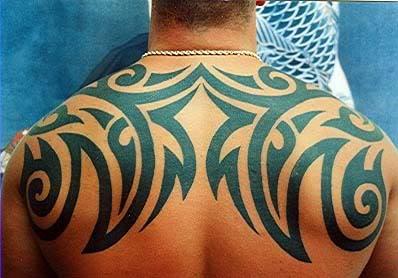 Tatuaje tribale modele 2