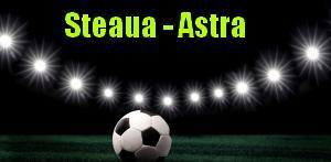 Steaua Bucuresti invinge Astra cu 3-1