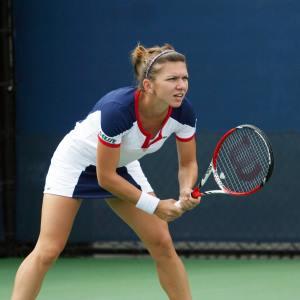Simona Halep eliminata de o jucatoare de tenis de 18 ani din USA