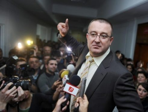 Sorin Blejnar trimis in judecata pentru trafic de influenta