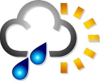Atentionare de Cod Galben de ploi valabila