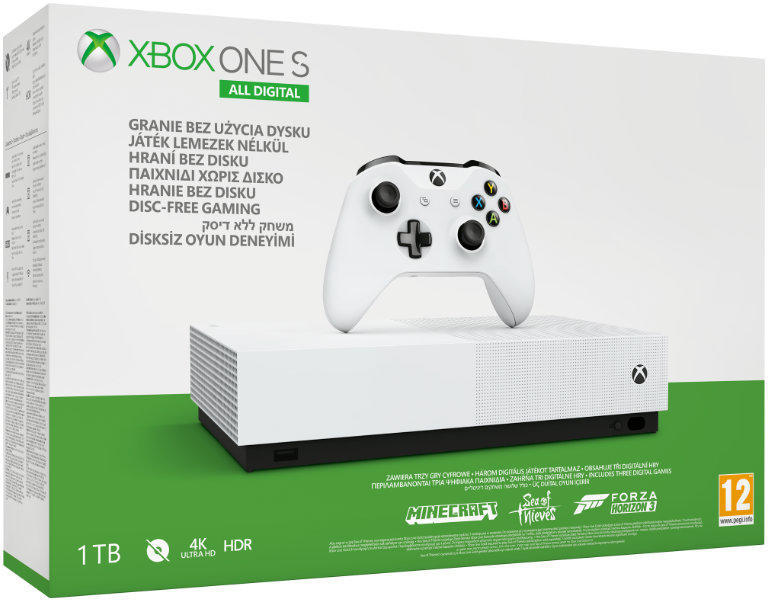 Xbox One X și Xbox One S All-Digital Edition inlocuite cu Lockhart