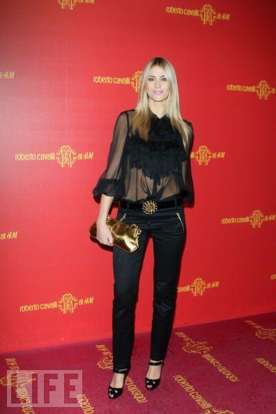 Elena Santarelli a castigat concursul Elite Model Look