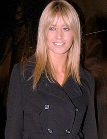 Elena Santarelli profil