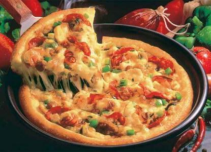 Retete culinare Pizza