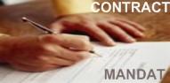 Contractul de Mandat