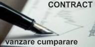 Contract Vanzare-Cumparare
