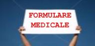 Formulare medicale