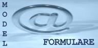 Formulare CV, scrisoare de intentie, adeverinte si procese verbale