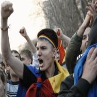 Revolutie la Chisinau